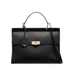 "Fall 2013 Structured, sleek, and ladylike, the Le Dix Cartable was Wang's reserved answer to ""It""-bag mania."