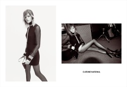 COSTUME NATIONAL FALL 2015 CAMPAIGN