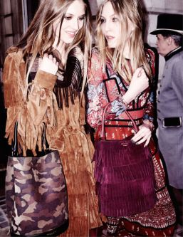 Burberry Fall 2015 Campaign