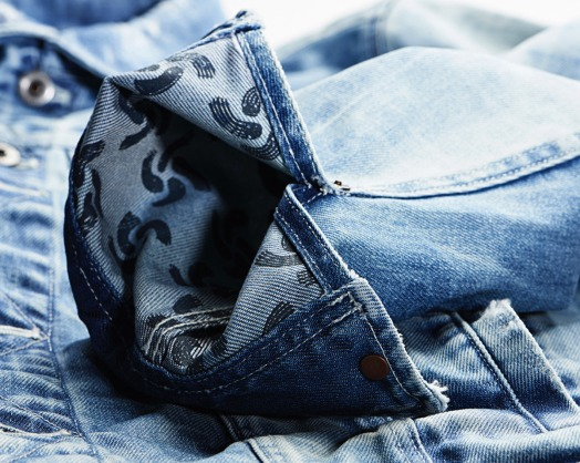 A jacket from G-Star's RAW for the Oceans collection.