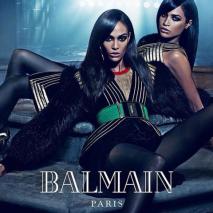 Balmain Fall 2015 Campaign