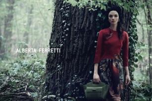 Alberta Ferretti Fall 2015 Campaign
