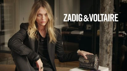 Zadig & Voltaire Fall 2015 Campaign