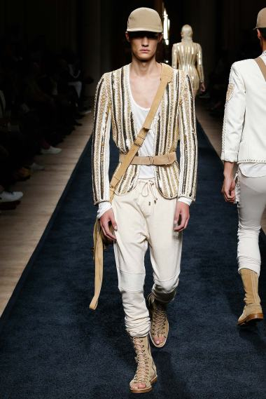 Balmain Spring 2016 Collection