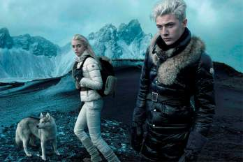 Moncler Fall 2015 Campaign