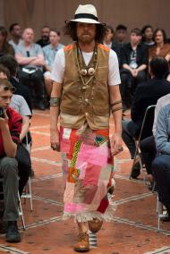 Junya Watanabe Spring 2016 Collection