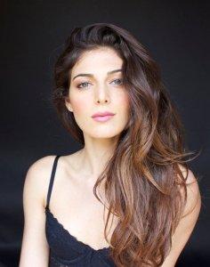 Lebanese actress:  Razane Jammal
