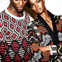What's In Vogue Italia:  Scouting for Africa Fashion Designers