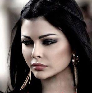 Lebanese Actress: Haifa Wehbe www.haifawehbe.net