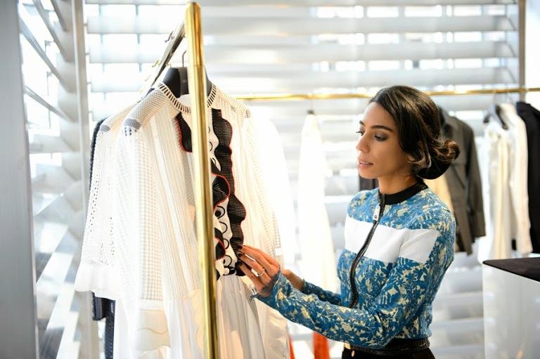 Blogger: Sheikha Dana Mohammed Al Khalifa - theoverdressed.com