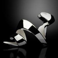 "Julian Hakes ""Shoe Art"""