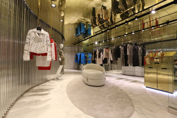 The Madison Avenue flagship opened in April. Photo: Jitrois