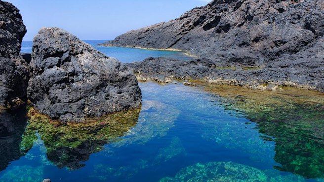 Piscina Naturale di Punta Cavazzi, Ustica, Sicily