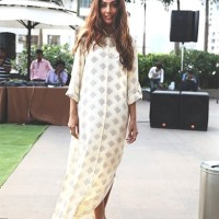 Street Style: From Indianapolis to India Maxi Dresses are Trending