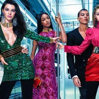 Balmain x H&M:  Awesome clothes, Bad campaign