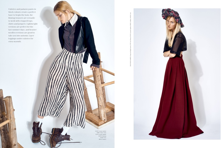 Fashion Editorial by stylist Kaysy Gotay