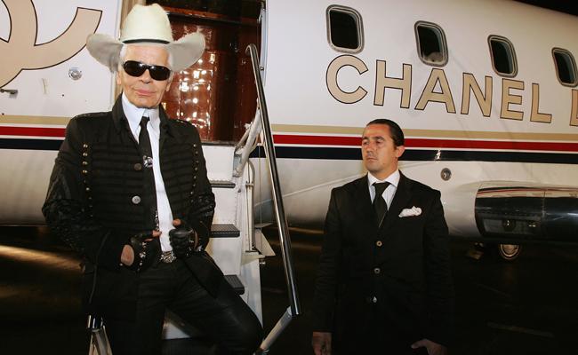 Chanel 2008 Cruise Collection in Paris-Dallas, Texas USA