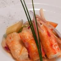 Eat Seasonally: The Catalan of King Crab Salad