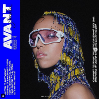 FKA Twigs releases new AVANT Garden issue with the looks from 'Fukk Sleep'.