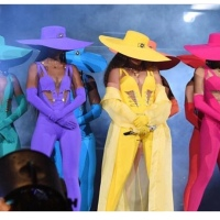 Beyoncé has an iconic moment in Versace representing for the LGBTQ community.